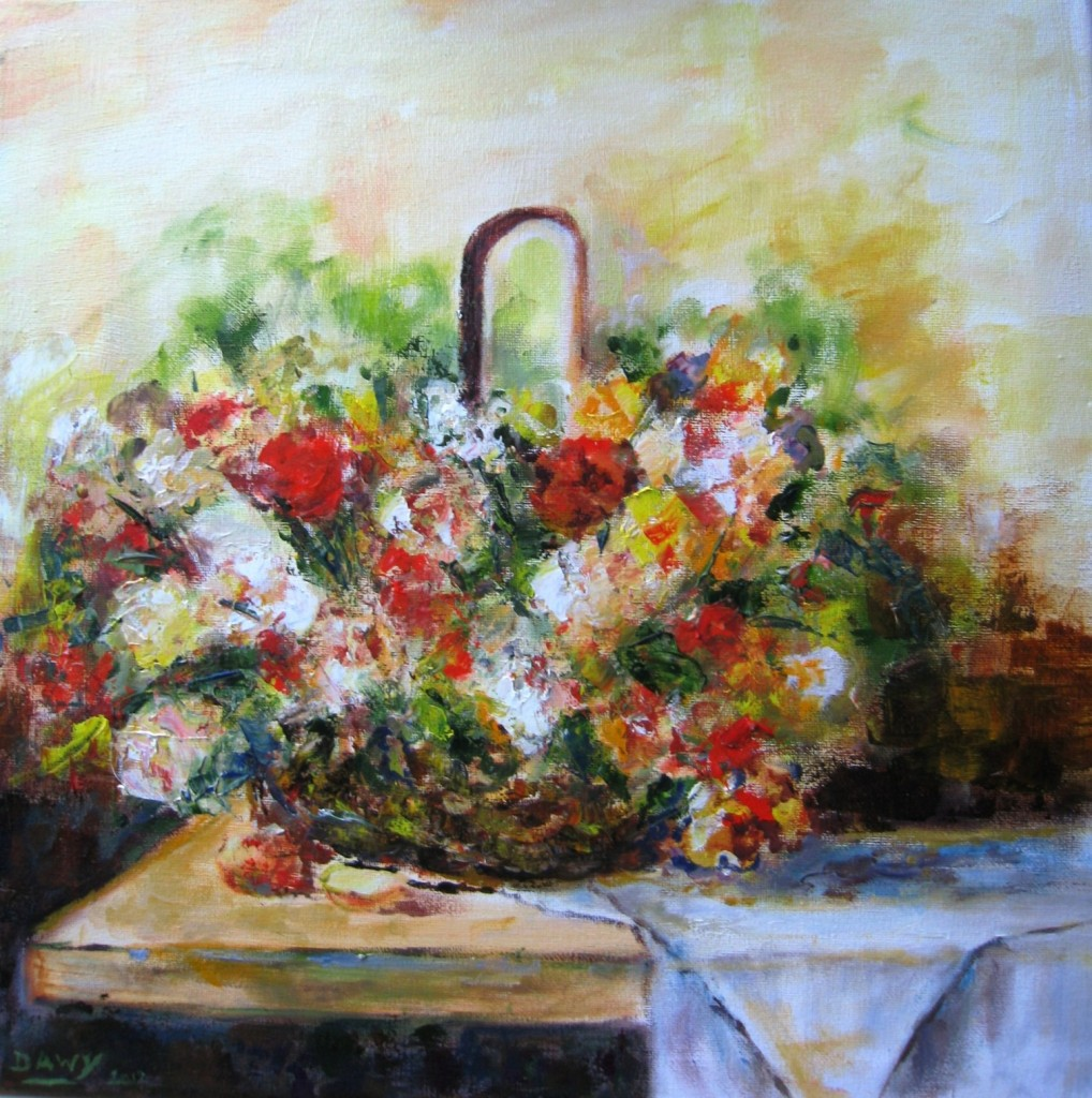 Artwork picture : Dawy, bouquet