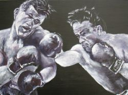 Artwork preview : Marcel Cerdan