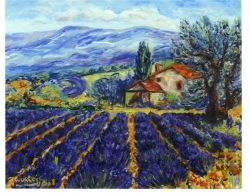 Artwork preview : provence