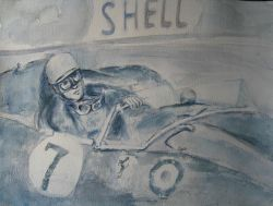 Artwork preview : Watercolors, 24heures du mans