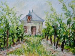 Artwork preview : maison de vignes