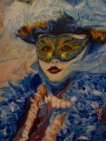Artwork preview : masque vénitien