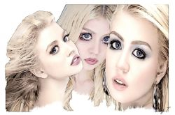 Artwork preview : Little : Allison Harvard Portrait