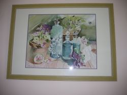 Artwork preview : Watercolors, Nature morte
