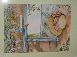 Artwork preview : Watercolors, Décor provençal
